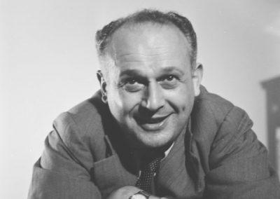 Moshé Feldenkrais 1957